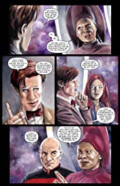Star Trek: The Next Generation/Doctor Who: Assimilation #4