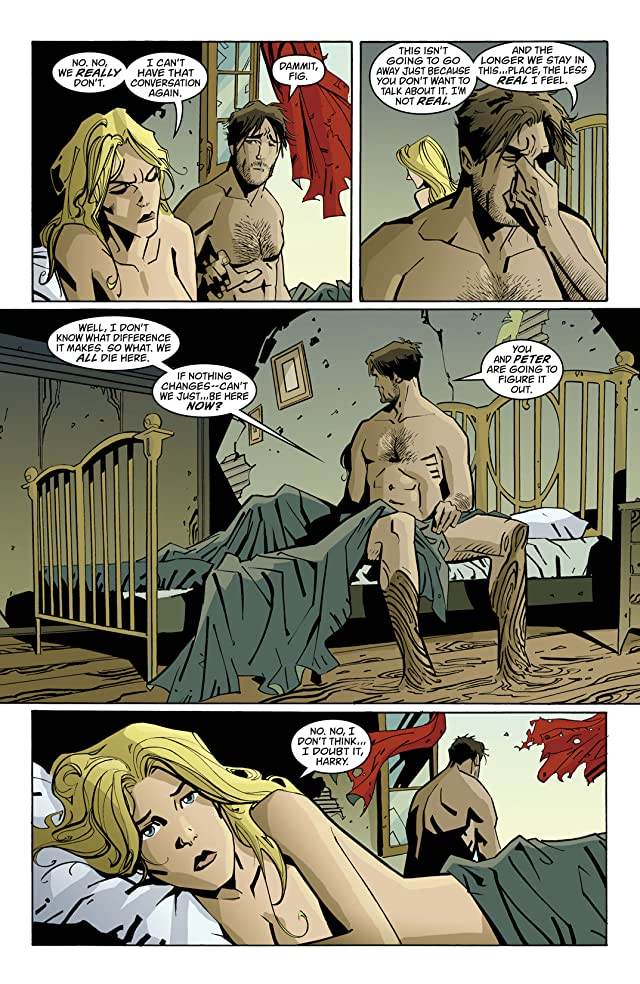 click for super-sized previews of House of Mystery (2008-2011) #16