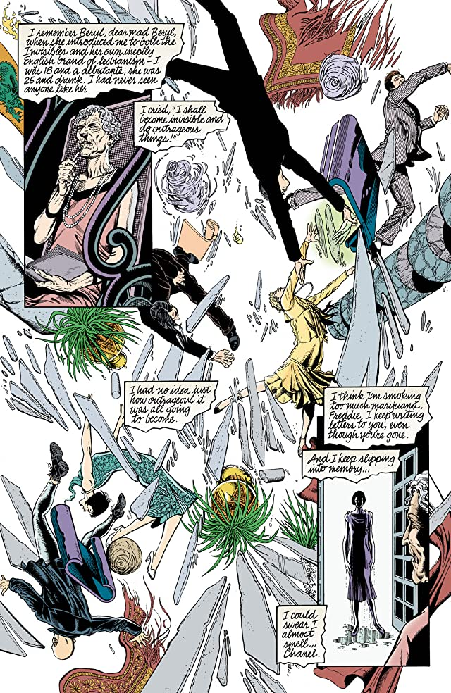 click for super-sized previews of The Invisibles Vol. 2 #10