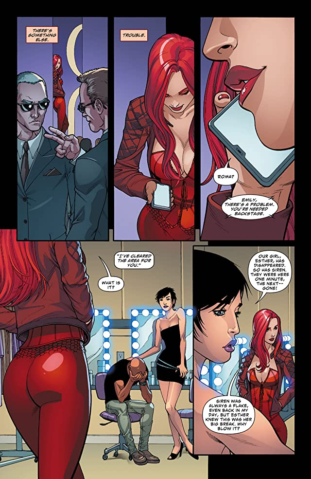 National Comics: Looker #1
