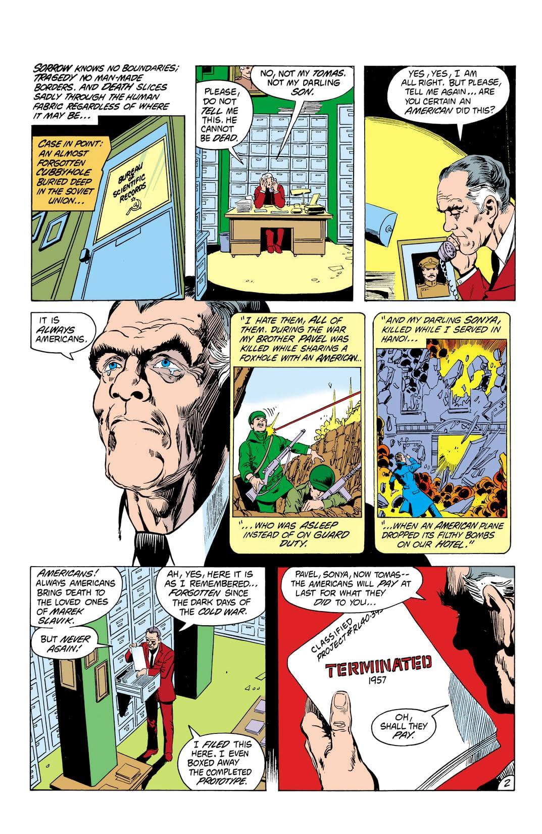 New Teen Titans (1980-1988) #18