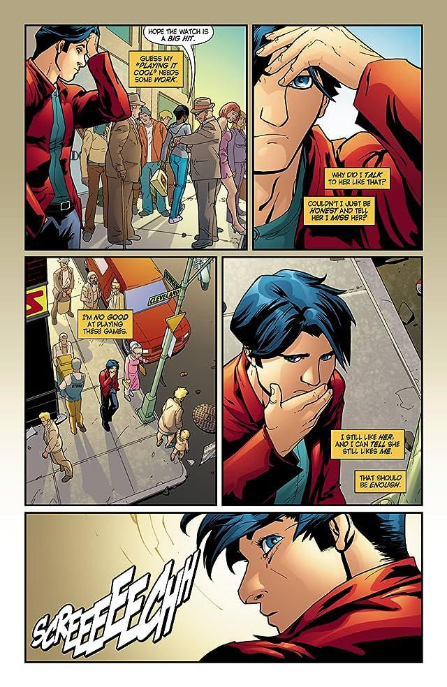 Robin (1993-2009) #163