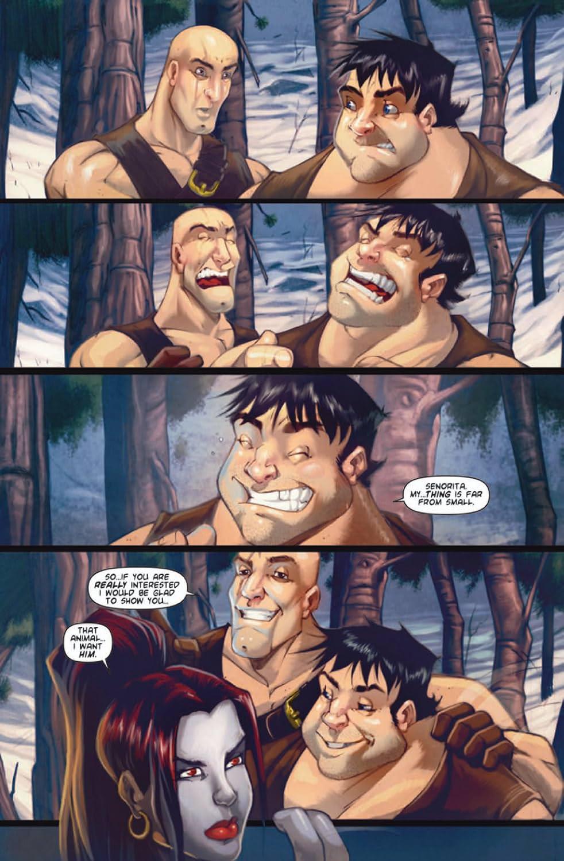 Ezra: Evoked Emotions #1 (of 3)