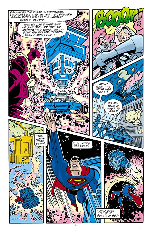 Superman Adventures (1996-2002) #30