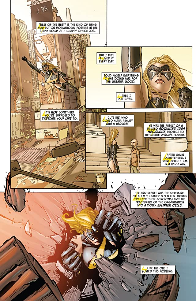 Ms. Marvel (2006-2010) Special: Storyteller