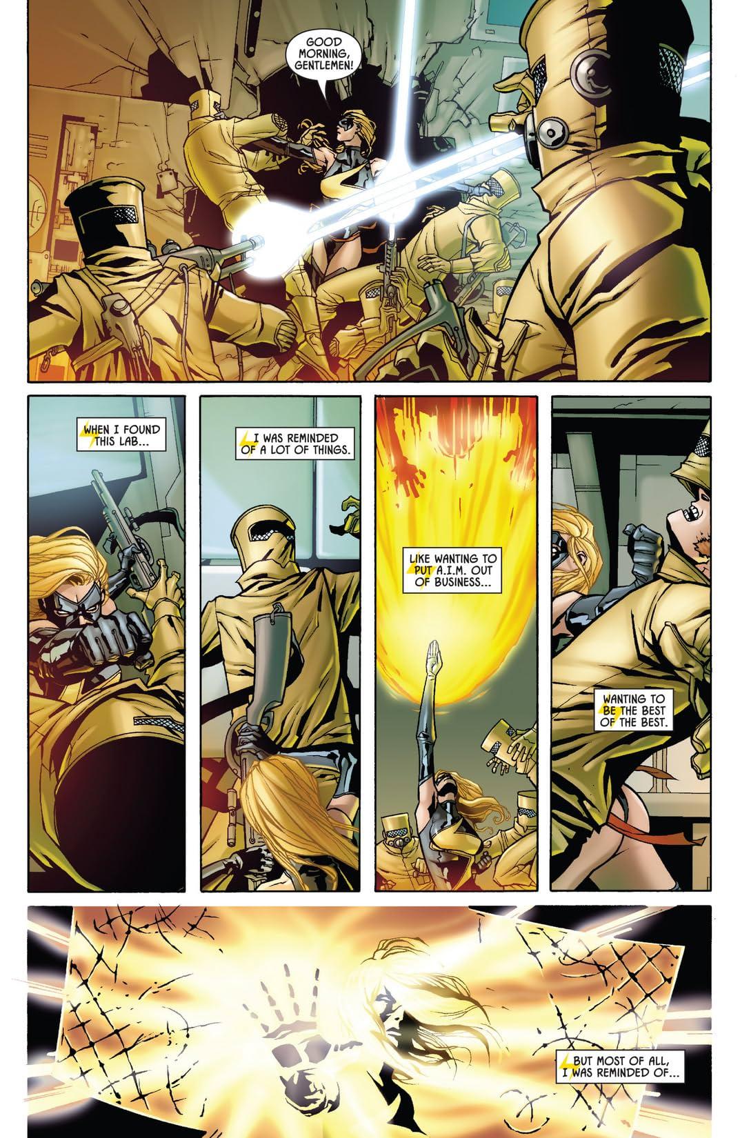 Ms. Marvel (2006-2010) Special: Storyteller