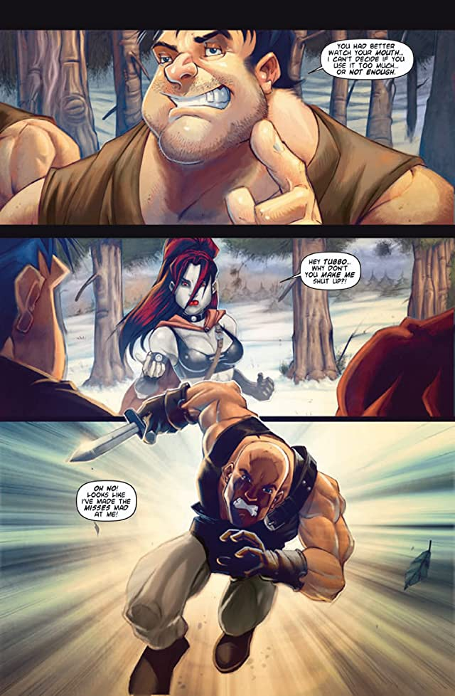 click for super-sized previews of Ezra: Evoked Emotions #1