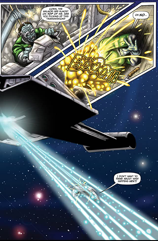 click for super-sized previews of Roger Corman Presents: Battle Amongst the Stars #1