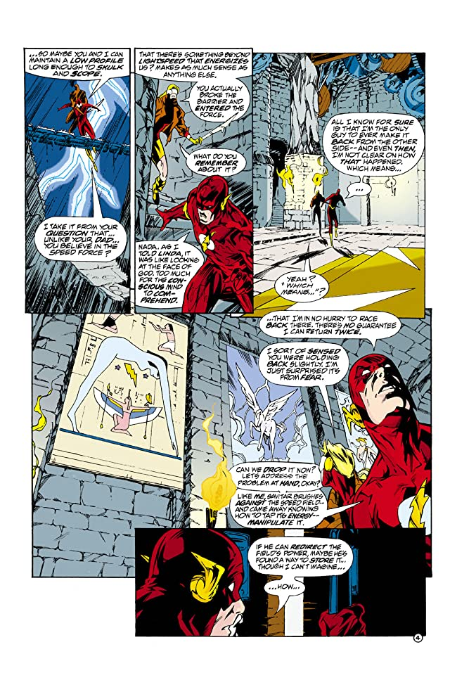 The Flash (1987-2009) #110
