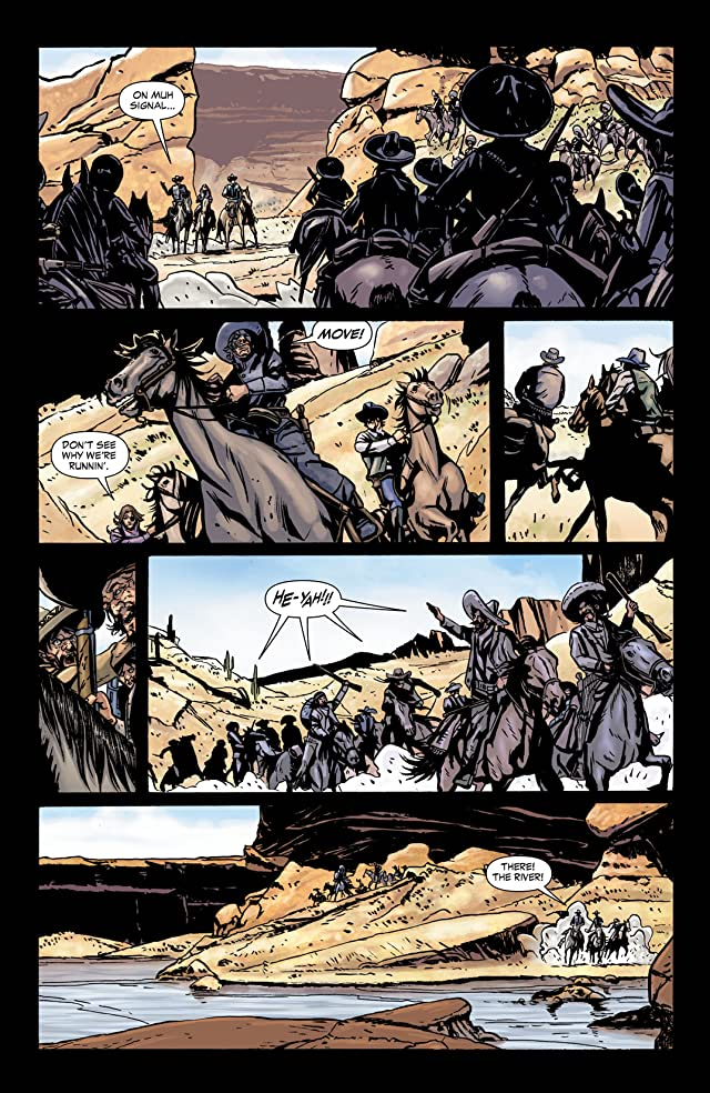 click for super-sized previews of Jonah Hex (2006-2011) #47