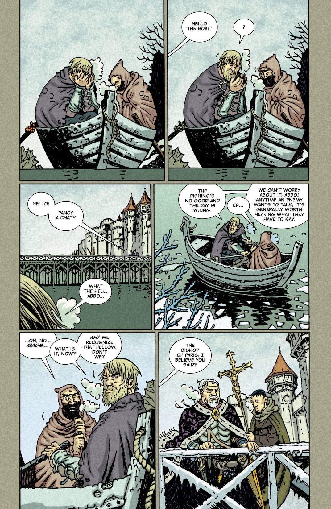 Northlanders #38