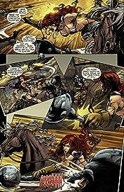 Red Sonja Vs. Thulsa Doom #1 (of 4)