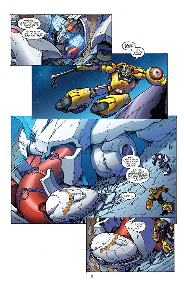 Transformers: Robots In Disguise (2011-) #9