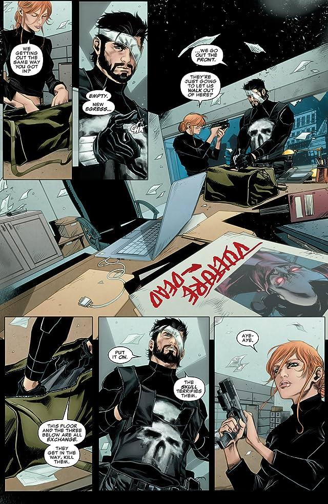 Punisher (2011-2012) #15