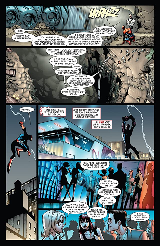 click for super-sized previews of Amazing Spider-Man (1999-2013) #693