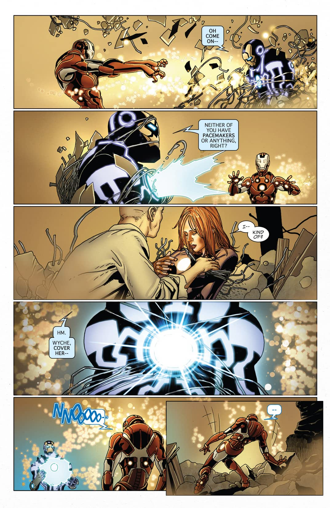 Invincible Iron Man (2008-2012) #524