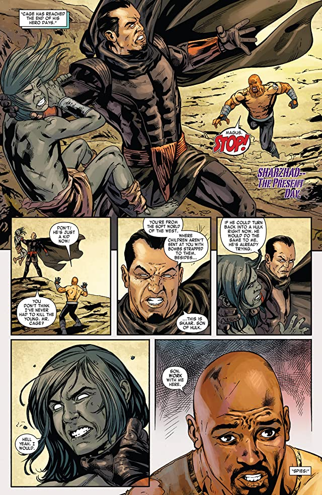 click for super-sized previews of Dark Avengers #180