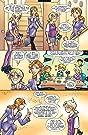 click for super-sized previews of Sabrina Manga #3