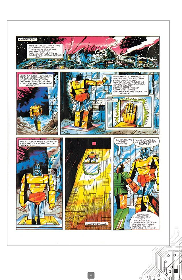 click for super-sized previews of Transformers Classics: UK Vol. 3