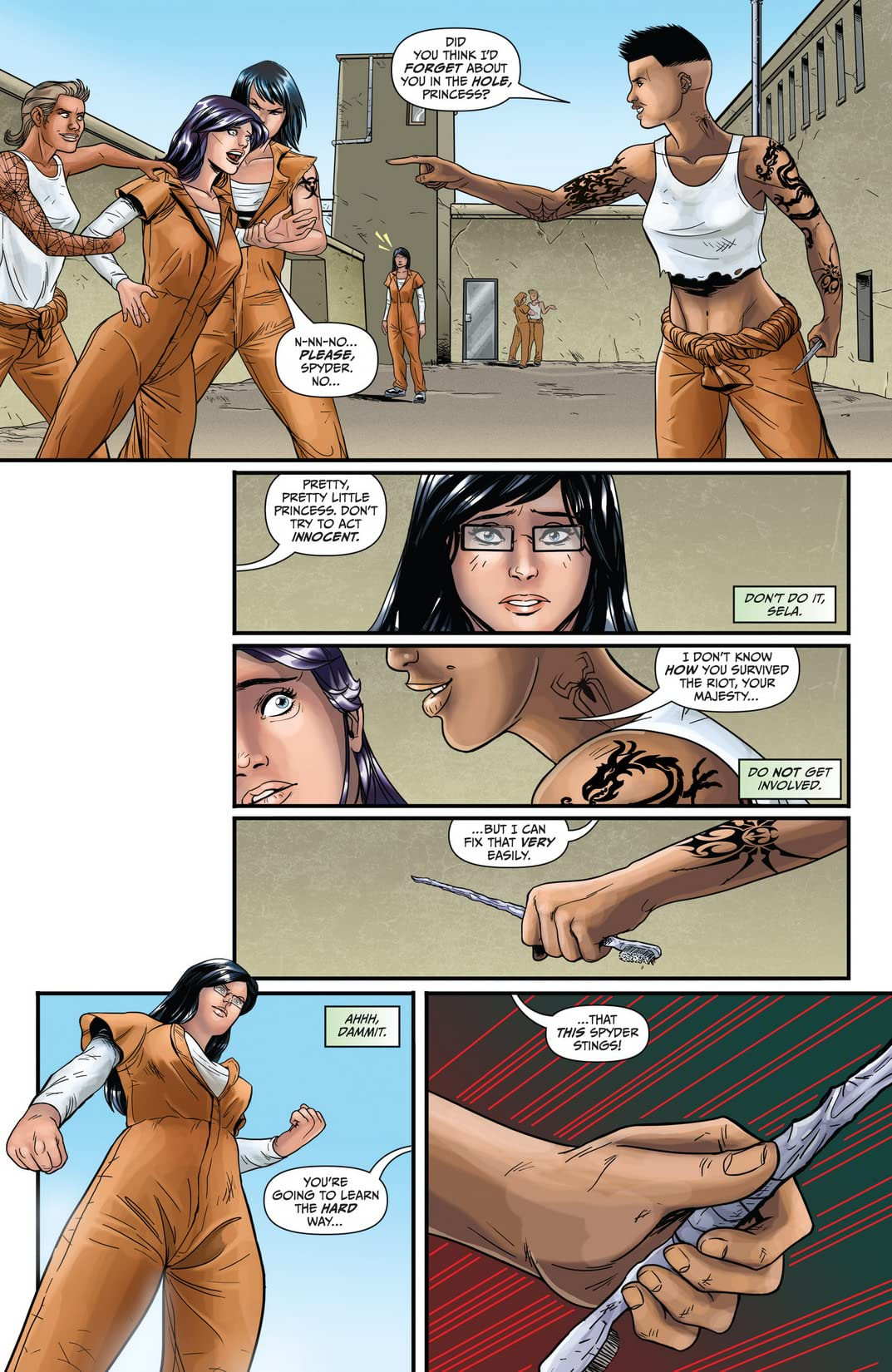 Grimm Fairy Tales #77