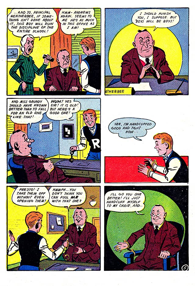 click for super-sized previews of Archie #11