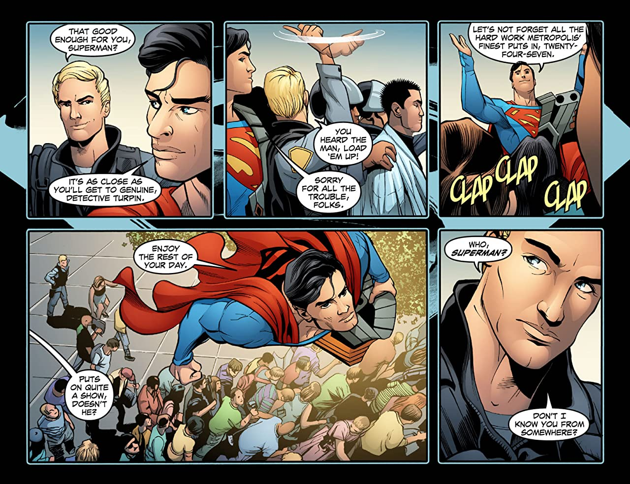 Smallville: Season 11 #15