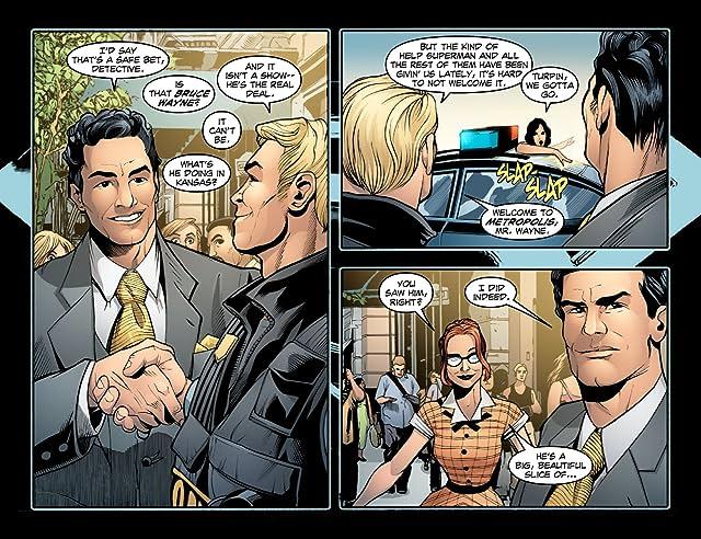 click for super-sized previews of Smallville: Season 11 #15