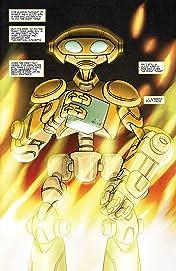 Teenage Mutant Ninja Turtles Micro Series #8: Fugitoid