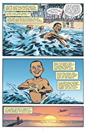 Barack Obama: The Comic Book Biography: (New Edition)