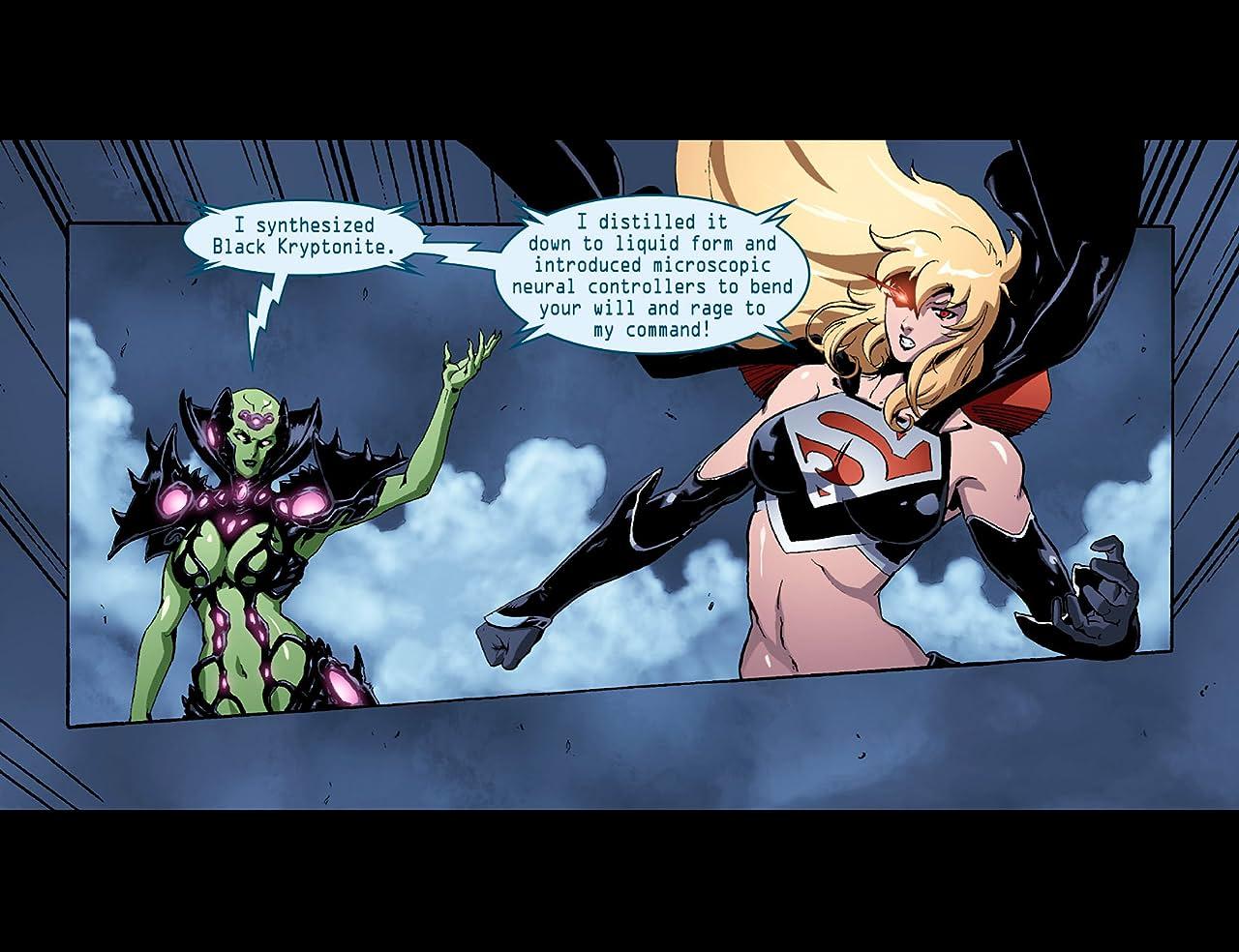 Ame-Comi V: Supergirl #3