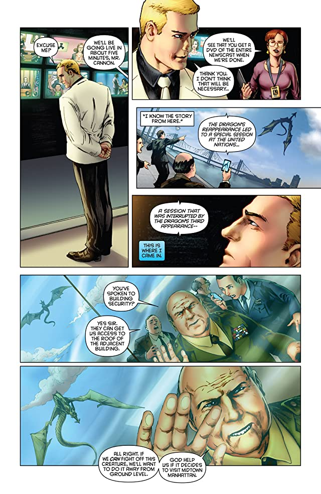 click for super-sized previews of Peter Cannon: Thunderbolt #1