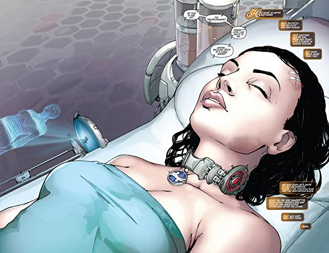 click for super-sized previews of Fathom Vol. 4 #0