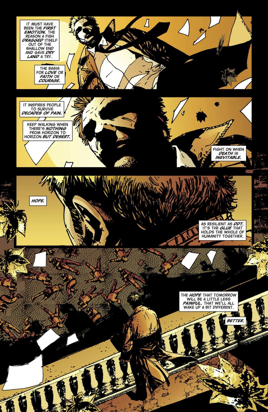 Hellblazer #228