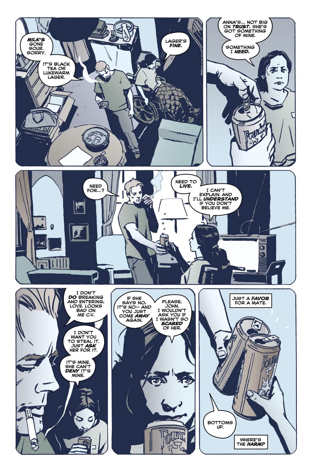 Hellblazer #229