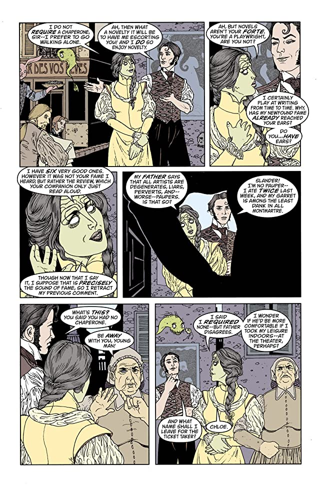 click for super-sized previews of House of Mystery (2008-2011) #17