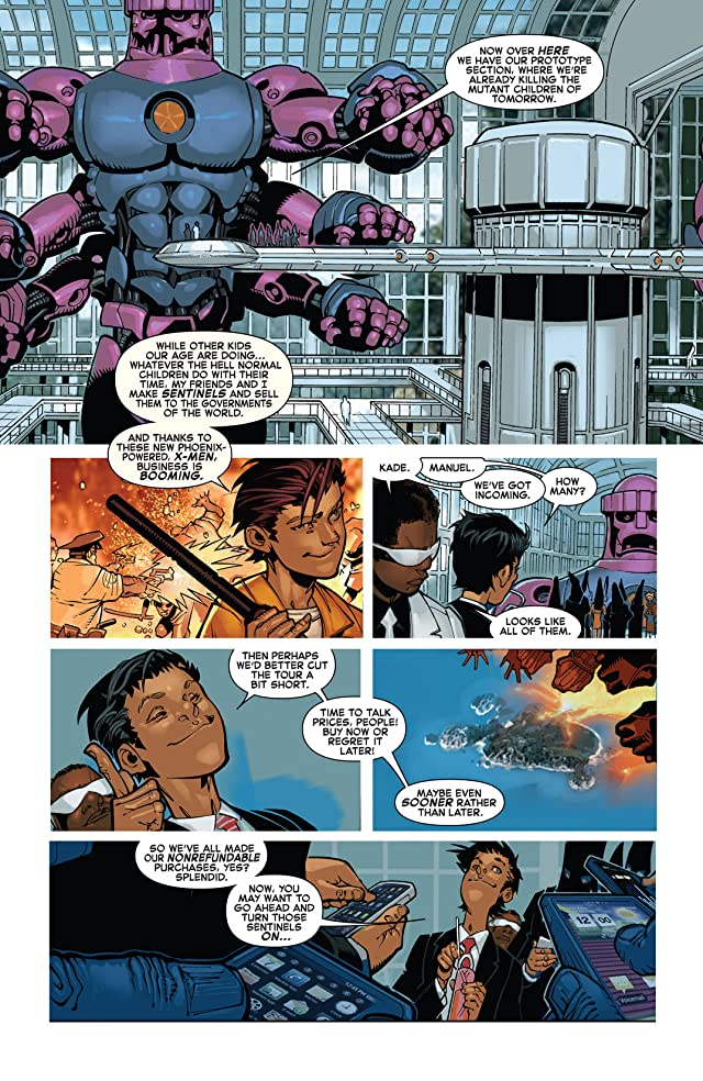 click for super-sized previews of Wolverine and the X-Men #16