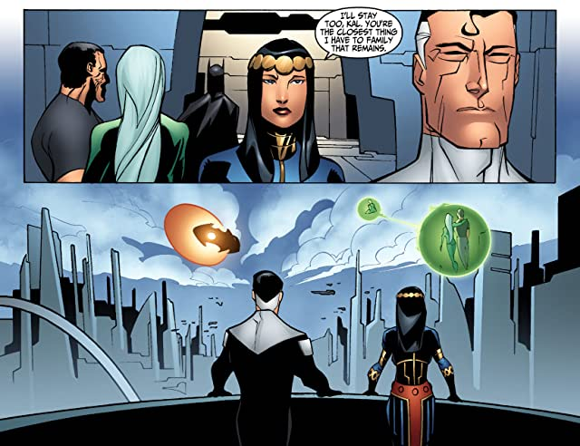 Justice League Beyond (2012-2013) #12