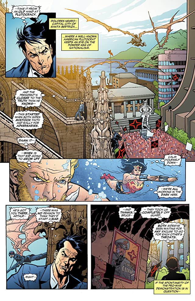 JLA: Classified #28