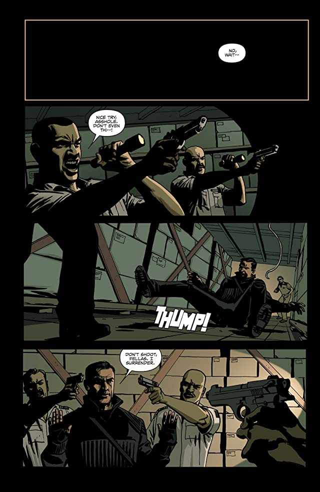 click for super-sized previews of Thief of Thieves Vol. 1