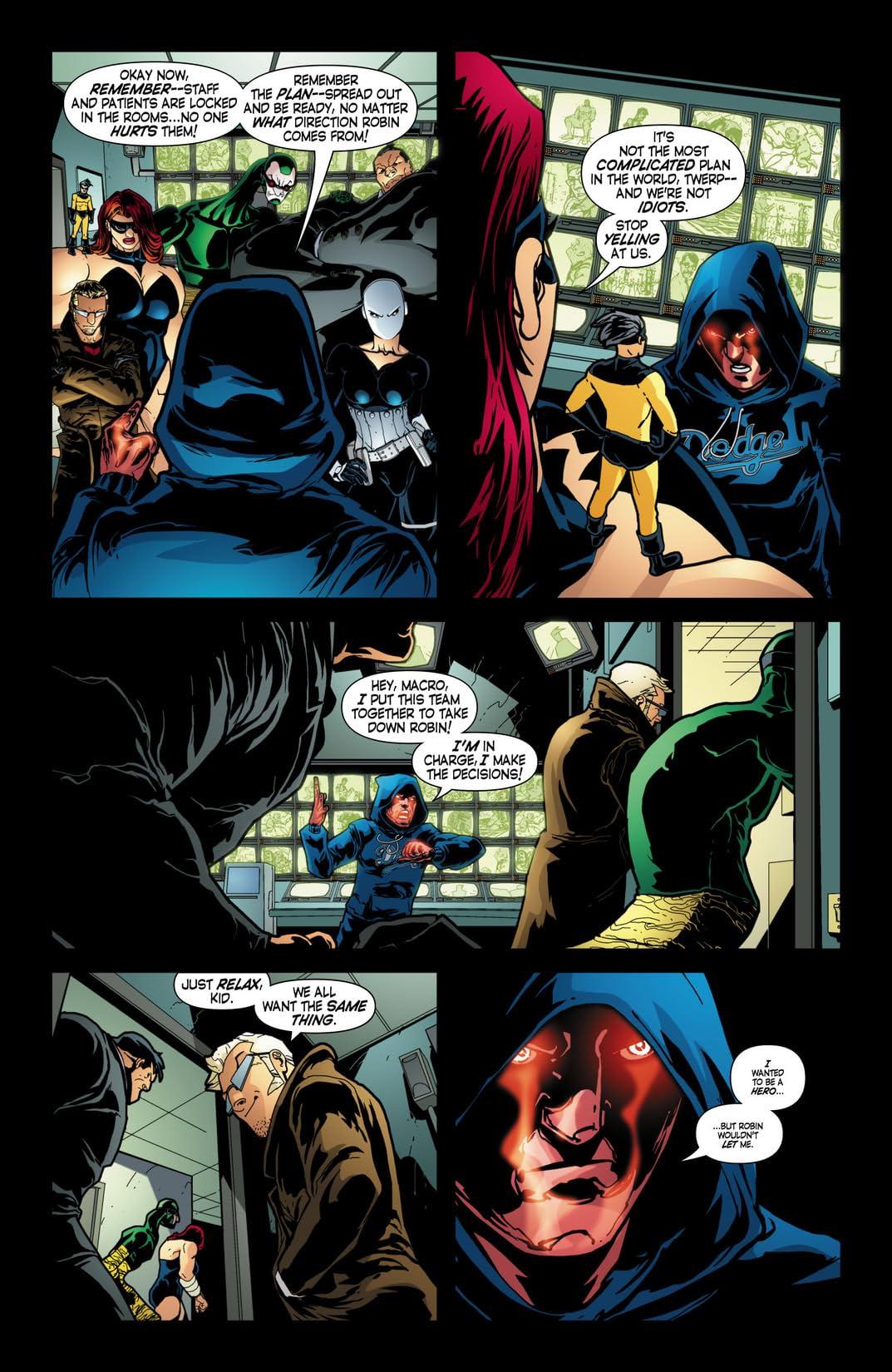 Robin (1993-2009) #165