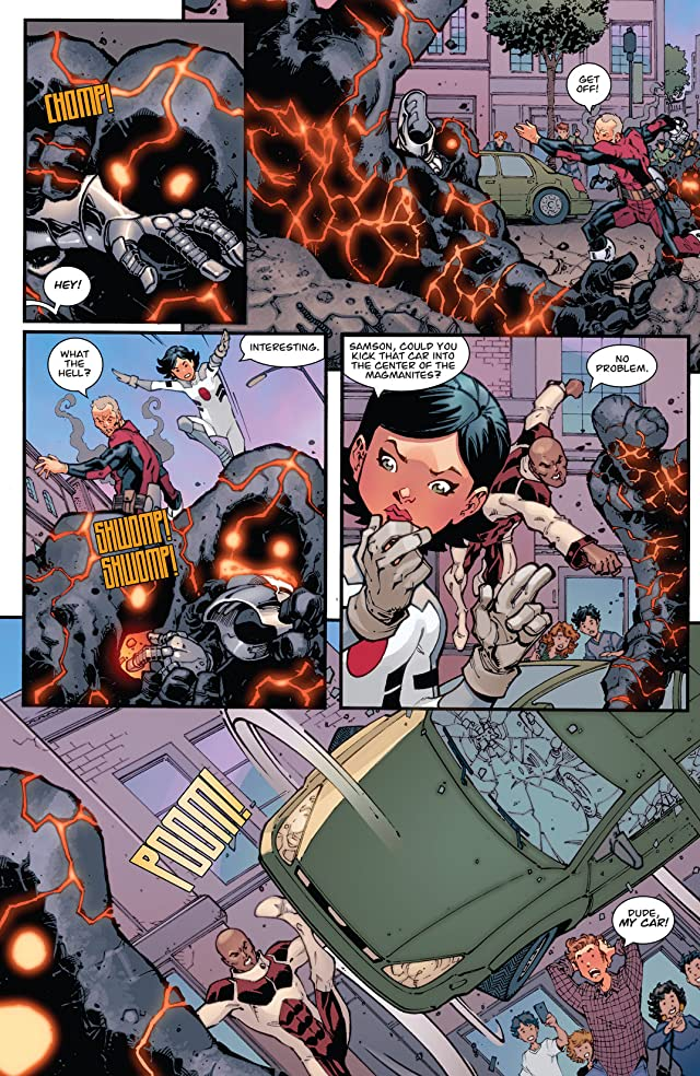 click for super-sized previews of Guarding the Globe Vol. 2 #1