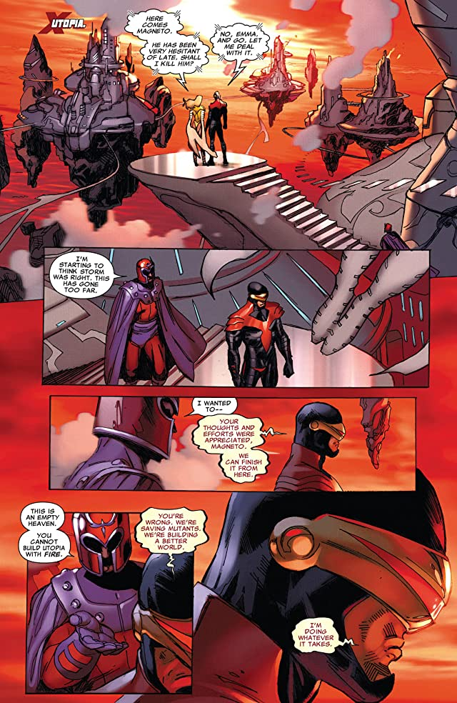 click for super-sized previews of Uncanny X-Men (2011-2012) #18