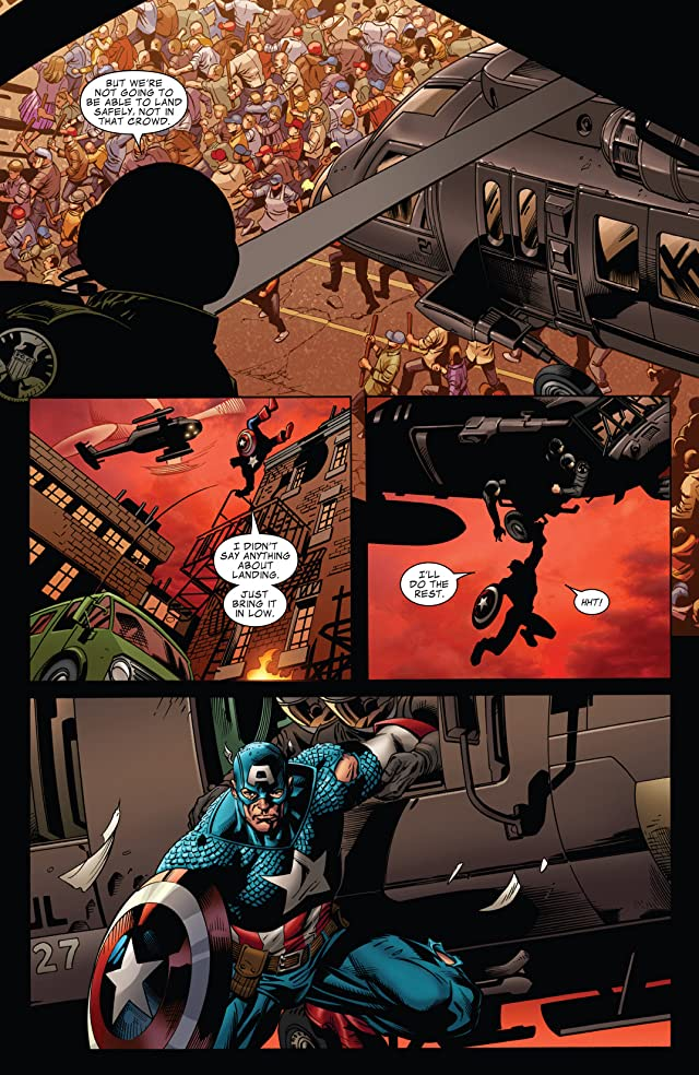 click for super-sized previews of Captain America (2011-2012) #17