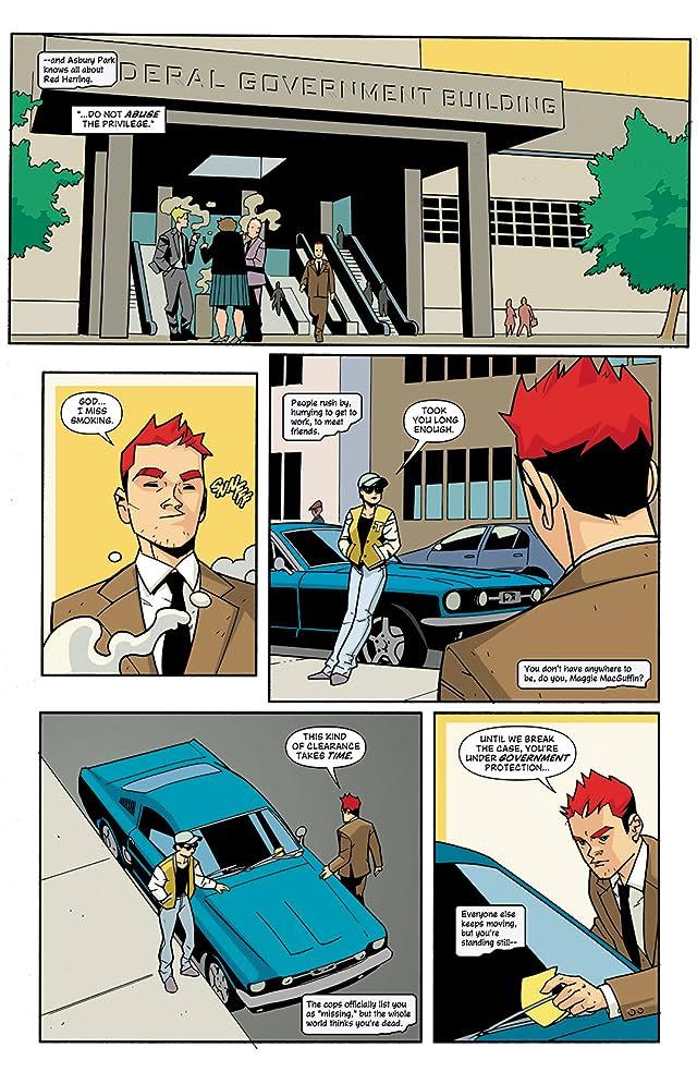 Red Herring #3 (of 6)