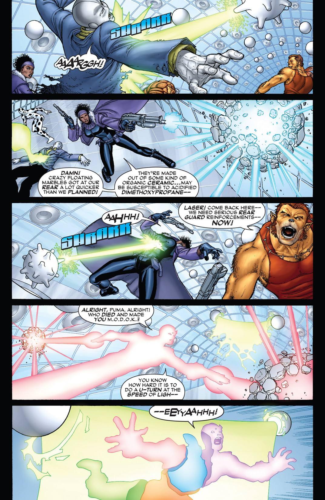 Super-Villain Team-Up/M.O.D.O.K.'s 11 #2 (of 5)