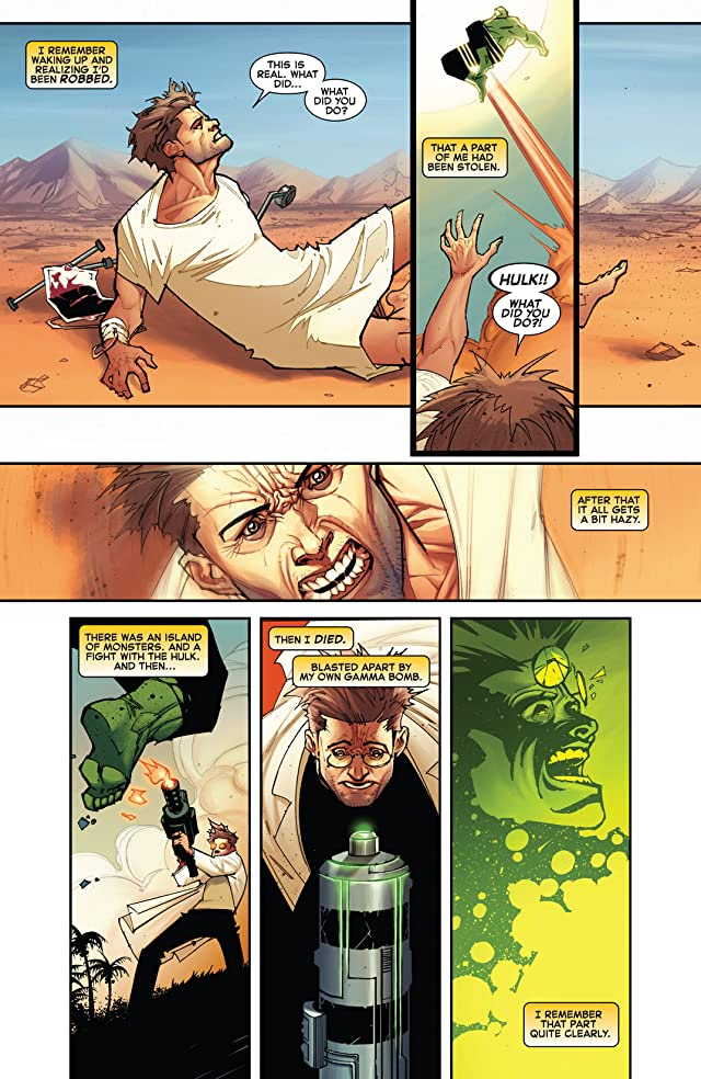 click for super-sized previews of Incredible Hulk (2011-2012) #13