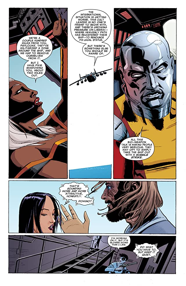 click for super-sized previews of X-Men (2010-2013) #35