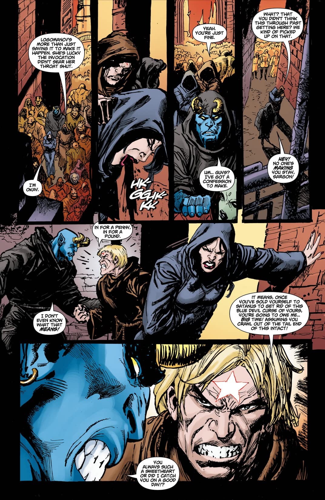 Reign in Hell #3 (of 8)