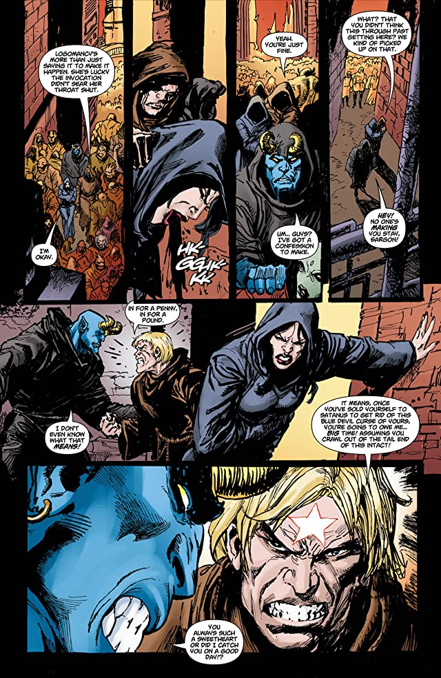 click for super-sized previews of Reign in Hell #3