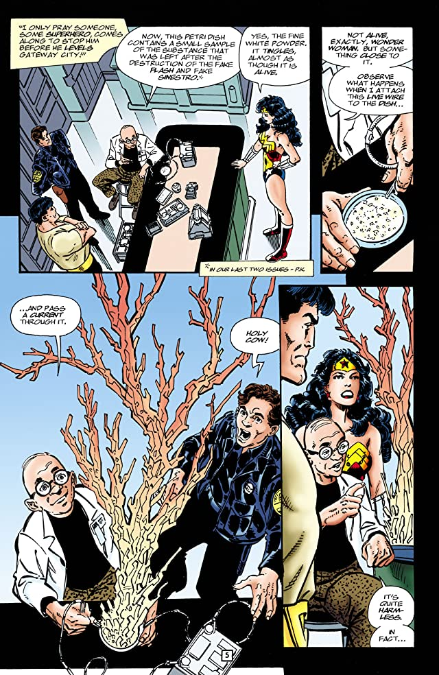 Wonder Woman (1987-2006) #111
